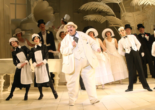 The Mikado runs until 31 December.