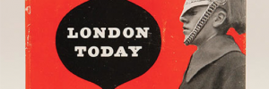 London Today. A Selection of Photographs. By John Deakin, 1949. First edition, first impression (£120).
