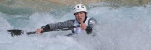 Canoe slalom, by McTumshie from the Londonist Flickr pool