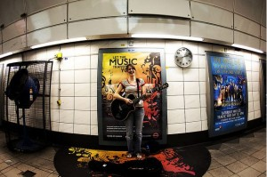 It could be you - buskers required on the underground