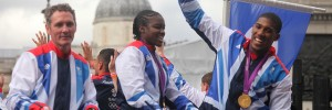 Nicola Adams Anthony Joshua