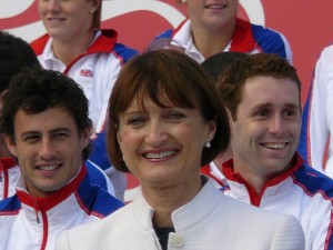 Tessa Jowell now with added Damehood