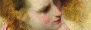 Federico Barocci (1535-1612) Head study for Saint John the Evangelist National Gallery of Art, Washington Ailsa Mellon Bruce Fund 1979 Ailsa Mellon Bruce Fund, Image courtesy National Gallery of Art, Washington