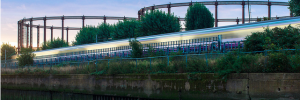 The River Lea, Bromley by Bow by ThePhotoSchool