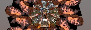 Large Hadron Coxlider. Brian Cox gives a free talk at the Royal Society on Tuesday.