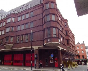 Soho Fire Station