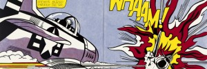 Roy Lichtenstein, Whaam! 1963. Tate. © Estate of Roy Lichtenstein/DACS 2012