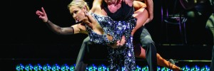 Burn the Floor - Robin Windsor and Kristina Rihanoff - credit Beytan Erkman