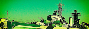 HMS Belfast by Buckaroo Kid