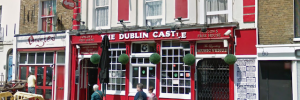 The Dublin Castle: old favourite, still going strong.