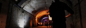 A previous LCO performance in the Old Vic Tunnels. Image credit Atherton-Chiellino.