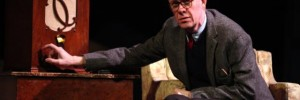 Alex Jennings as Alan Bennett / photo by Ellie Kurtz