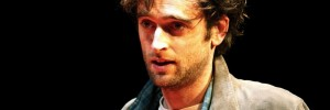 Jack Laskey as Platonov. Everyone just wants to comb his hair and love him.