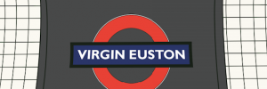 Mock up image taken from the report...you don't think we'd be dumb enough to run the Piccadilly Line through Euston, do you?